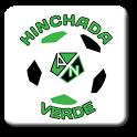 Hinchada Atletico Nacional icon