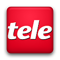 tele - Magazin ★ TV-Programm ★ On Demand ★ Kino icon