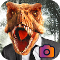 T-Rex Face: Become a T-Rex icon