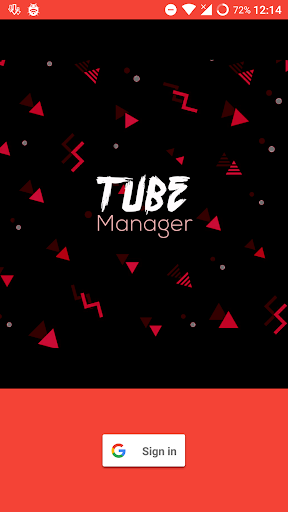 Tube Manager for Youtube 1.3 screenshots 1