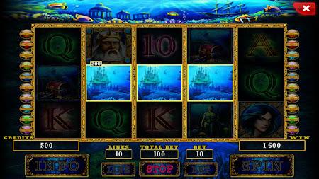 Ocean Lord - slot 1.2.3 screenshot 355464