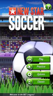 New Star Soccer Screenshot