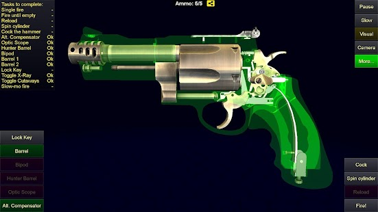 How it Works: S&W 500 revolver - náhled