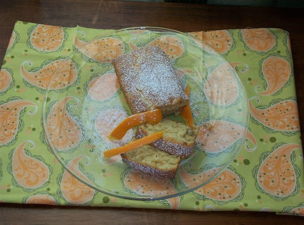 Gluten Free Orange Cream Cheese Bread Recipe