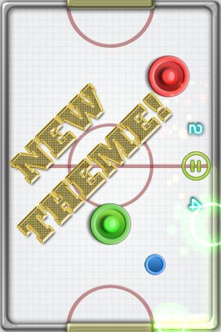 Glow Hockey 2 screenshot 2