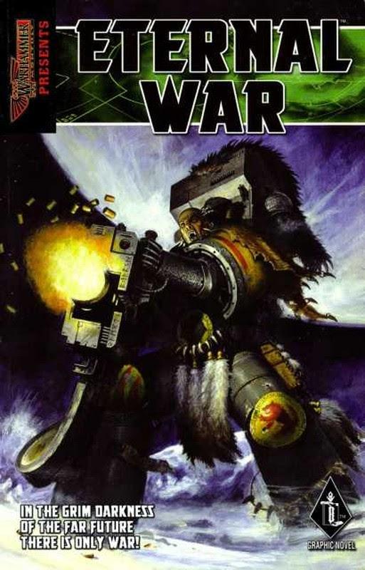 Warhammer Monthly Presents - Eternal War (2001)