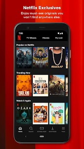 Netflix MOD APK (Premium Version) for Android 2