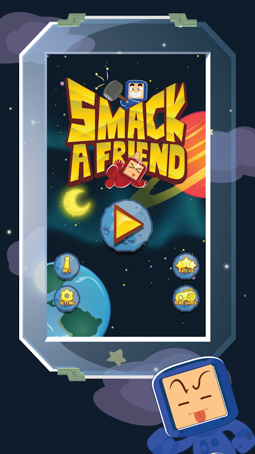 Smack a Friend- screenshot