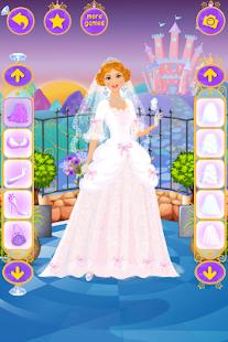 Oblíkačky Svatba princezny - náhled
