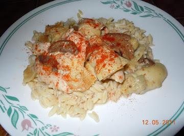 Slow Cooker Autumn Chicken Recipe