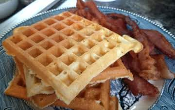 Wonderful Waffles Recipe
