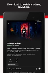 Netflix APK screenshot thumbnail 9