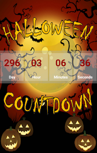 Halloween Countdown 2018 - náhled
