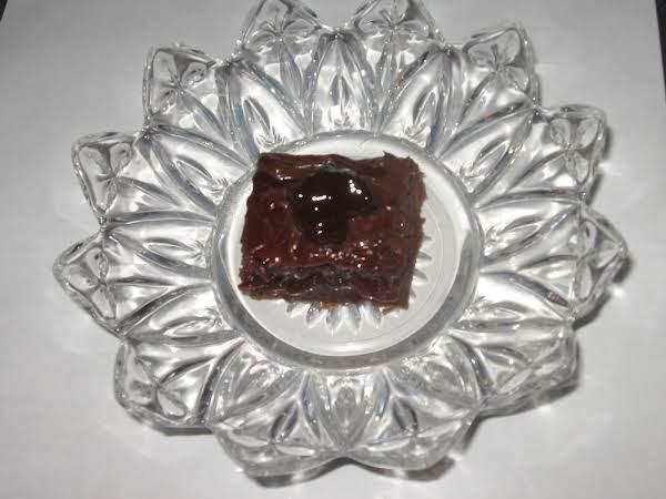 Chocolate Raspberry Bar Cookies Recipe