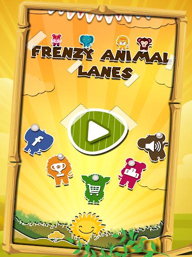 Frenzy Animal Lanes