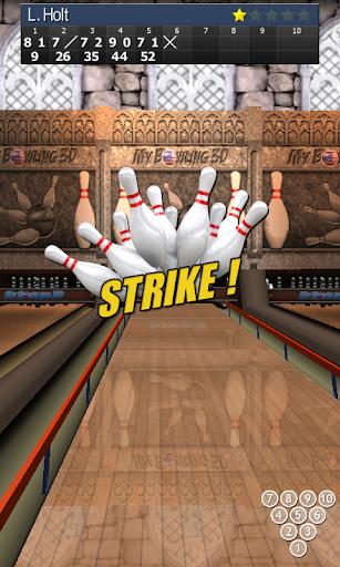 Télécharger My Bowling 3D APK MOD (Astuce) screenshots 5