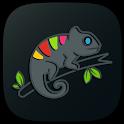 Camo Dark Icon Pack icon