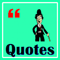 Quotes Charlie Chaplin icon