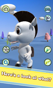 Talking Pony- screenshot thumbnail