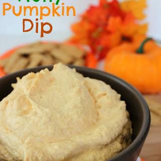 Fluffy Pumpkin Dip
