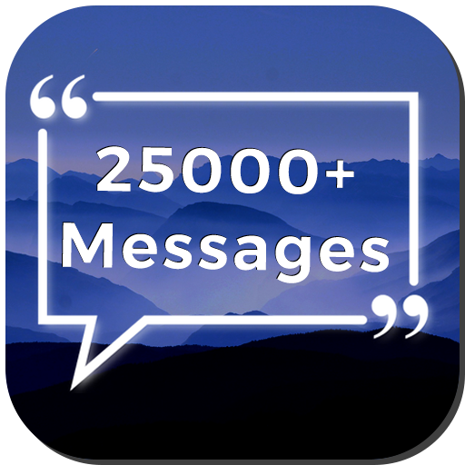 25000 Messages, Quotes, Status, Wishes, Poems - Apps on