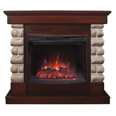 Каминокомплект Real-flame Arizona 25.5 ao+evrika
