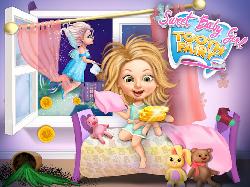 Sweet Baby Girl Tooth Fairy 1.0.115 screenshots 17
