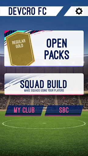FUT 19 Pack Opener by DevCro - screenshot