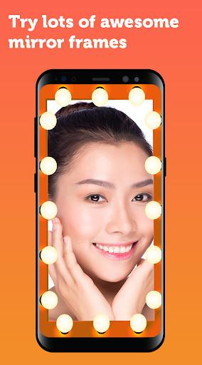 Mirror: Beauty Camera, Selfie, Makeup,Mirror Frame 1.0.2 screenshots 1