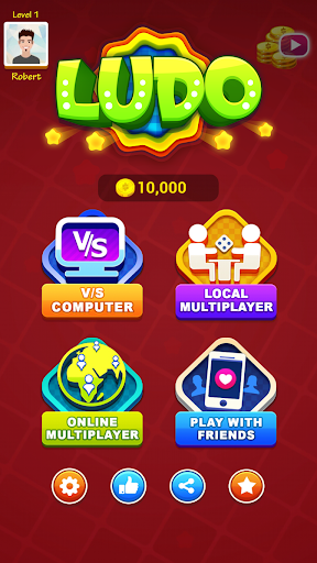 Ludo Family Dice Game 1.4 screenshots 1