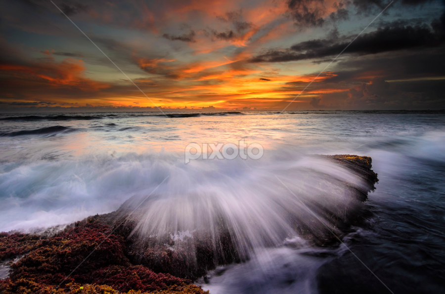 spreads by Raung Binaia - Landscapes Waterscapes