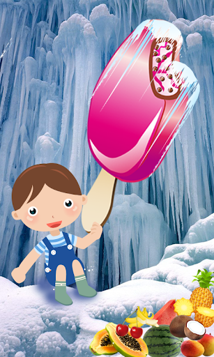 Ice Candy Maker Games