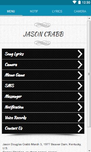 Jason Crabb Lyrics