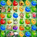 Fruit Puzzle Wonderland icon