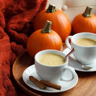 Rooibos Pumpkin Spice Latte (Paleo, Vegan)