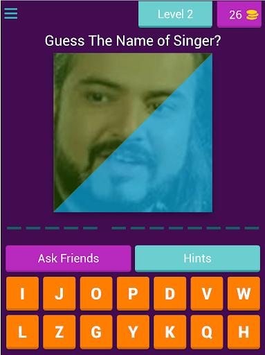 Guess The Pakistani Singers - Quiz Game 2020 7.4.3z screenshots 10