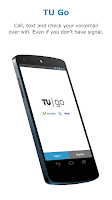 Screenshot of TU Go
