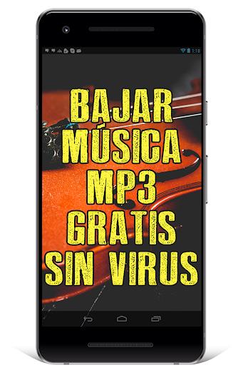 bajar musica mp3 sin virus gratis