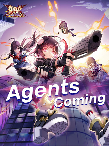 Night Agent: I'm the Savior screenshots 8