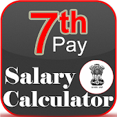 7th Pay Salary Calculator