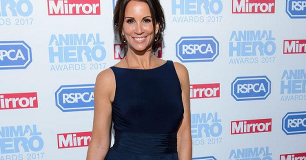 Andrea McLean has short-term memory loss