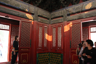 Photo: Day 190 -  Light in the Pavilion, Beijing (China)