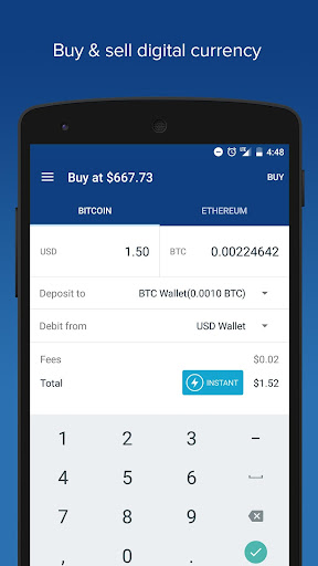Bitcoin Wallet - Coinbase for PC