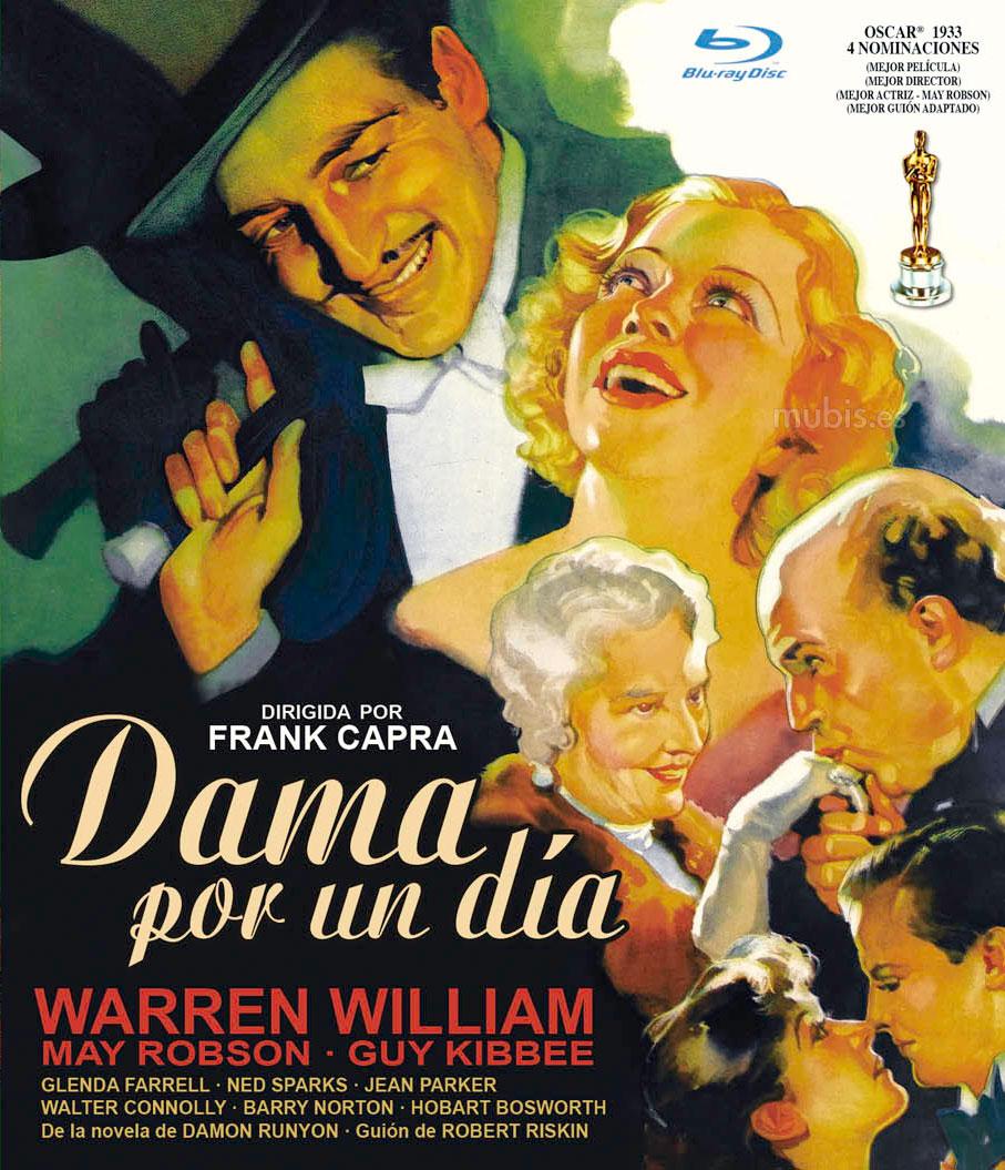 Dama por un día (1933, Frank Capra)
