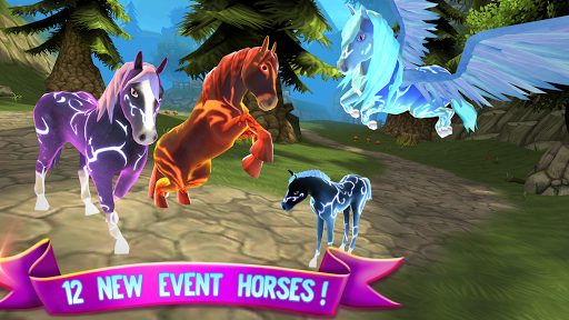 Horse Paradise - My Dream Ranch  screenshots 1