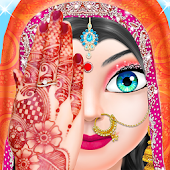 Bridal Wedding Fashion Salon-games for girls