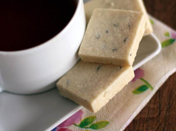 Lavender Shortbread Cookies Recipe