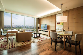 Yeouido Park Centre Apartments
