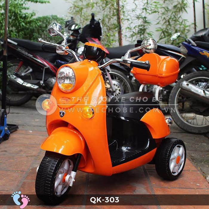 Xe máy điện QK-303 2