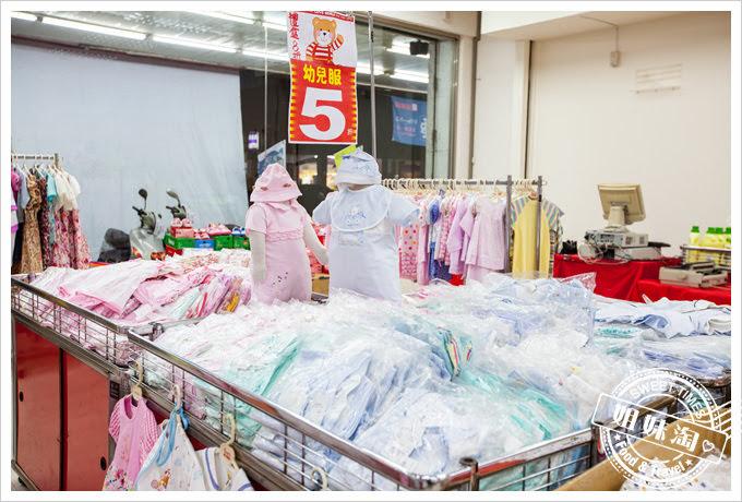 高雄三多三路特賣會Kenzo嬰幼兒服